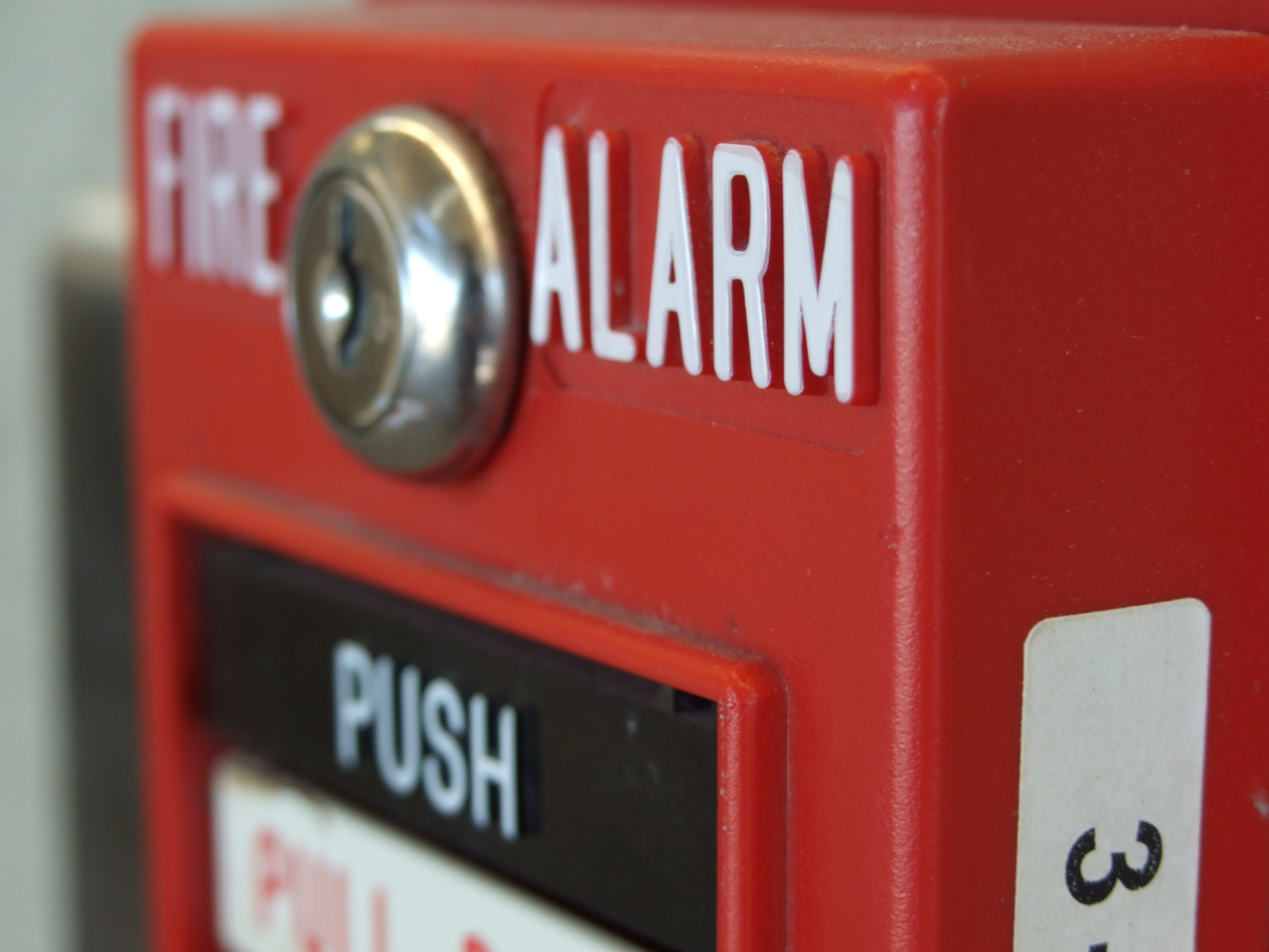 The Fire Alarm