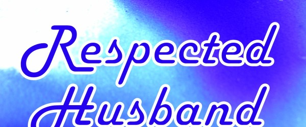 respected husband button